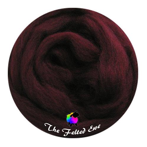 ES33 Black Cherry Wool Sliver