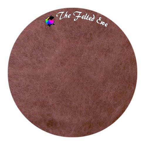 FB74 Clove Bud Maori Wool Batt