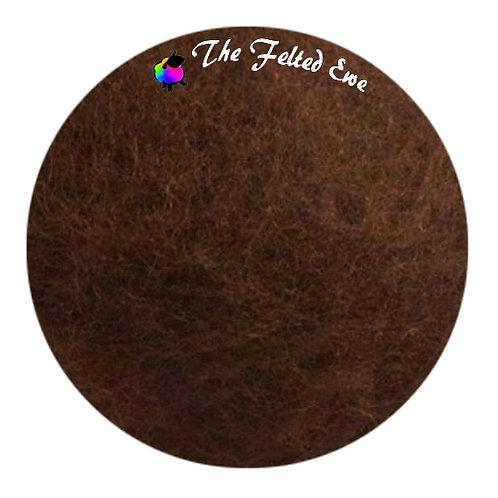 FB39 Cedar Bark Maori Wool Batt