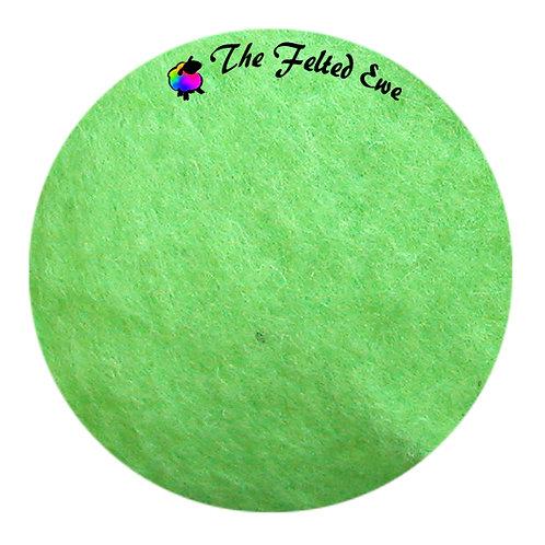 FB46 Mint Mojito Maori Wool Batt