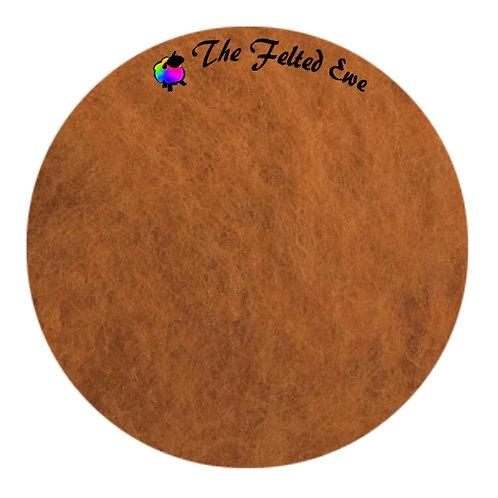 FB36 Celestial Cinnamon Maori Wool Batt