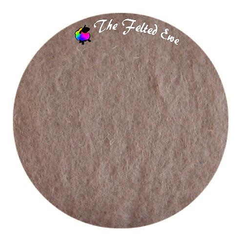 FB37 Rare Earthenware Maori Wool Batt