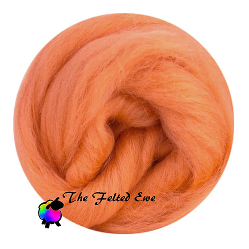 DR46 Hawaiian Sunset Wool Roving