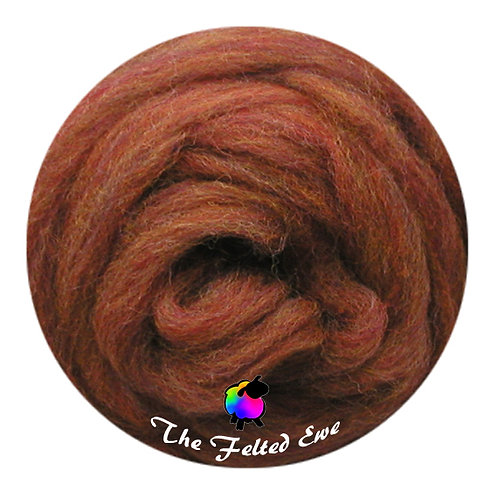 ES18 Exotic Spices Wool Sliver