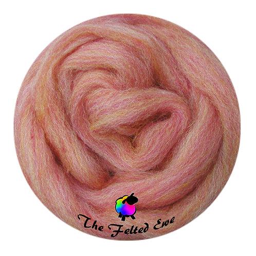 ES44 Pink Grapefruit Wool Sliver