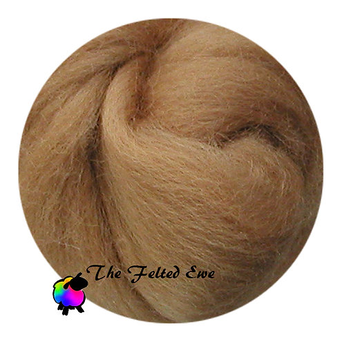 DR52 Autumn Gold Wool Roving