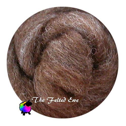 NR13 Muskrat Love Carded Wool Roving