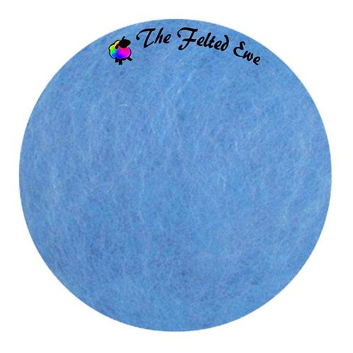 FB23 September Blues Maori Wool Batt