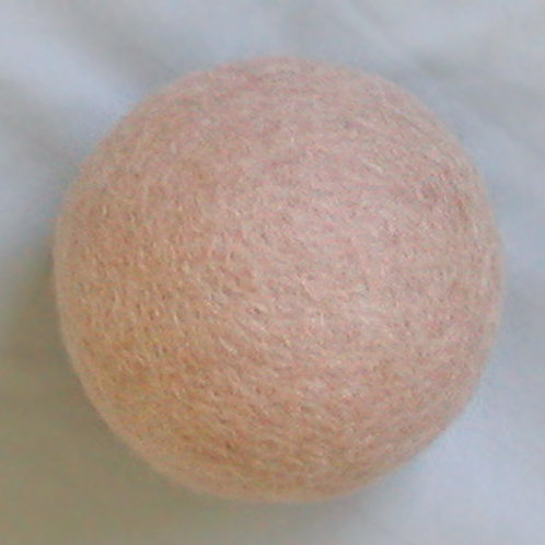 Large Felted Wool Ball