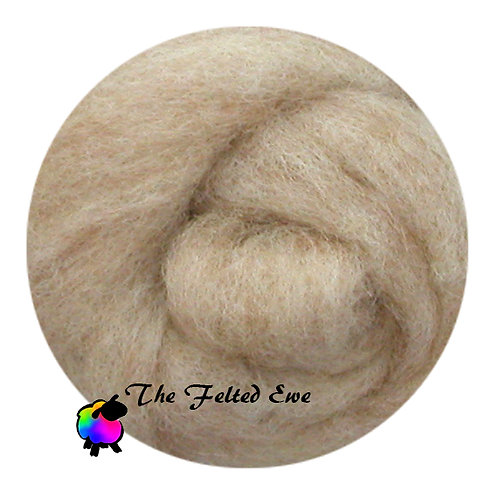 NR11 Frolicking Fawn Carded Wool Roving