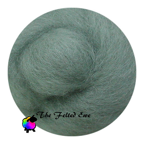 DR36 Mystic Sage Wool Roving