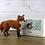 Thumbnail: Fabian the Fox Needle Felting Kit