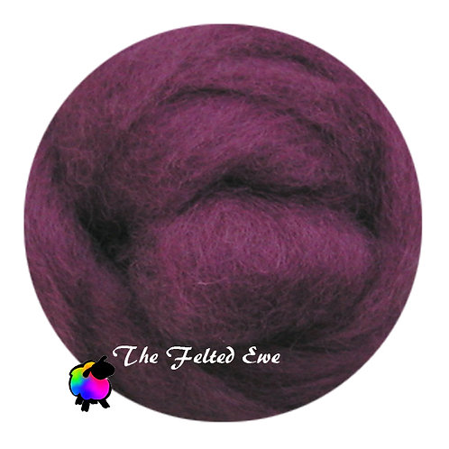 DR21 Mullberry Madness Wool Roving