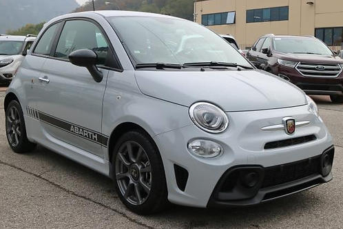 ABARTH 500 1.4 Turbo TJet 145cv