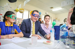 Belmont PS_science lab opening (3)