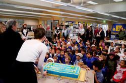 Cutting cake 2
