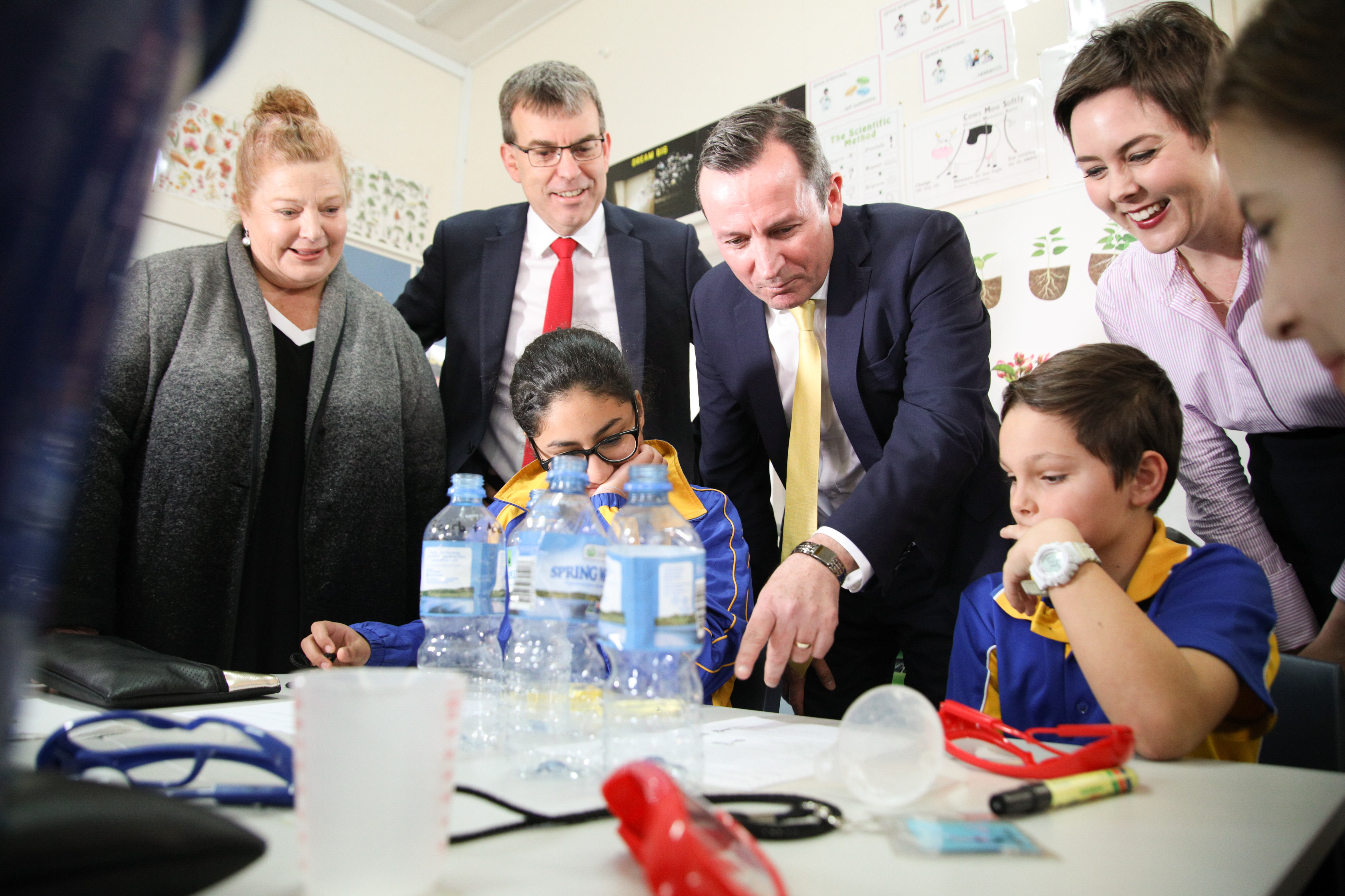 Belmont PS_science lab opening (1)