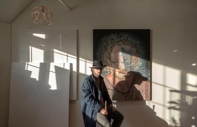 Portrait of an Artist II