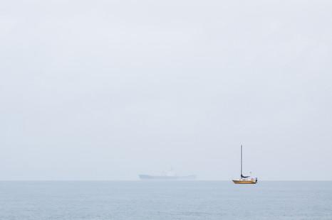 Sailing through Silence