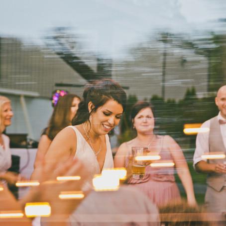 Candace & Dane's Wedding