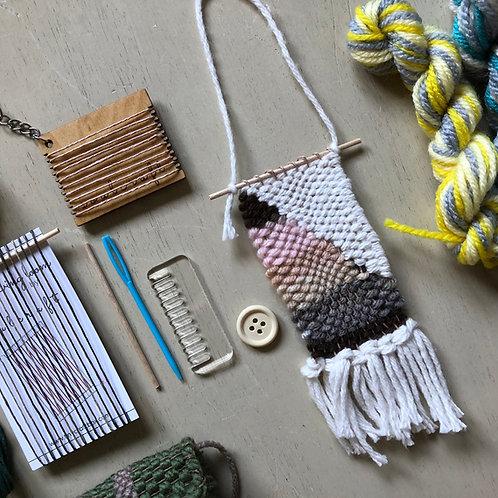 tiny weave & loom
