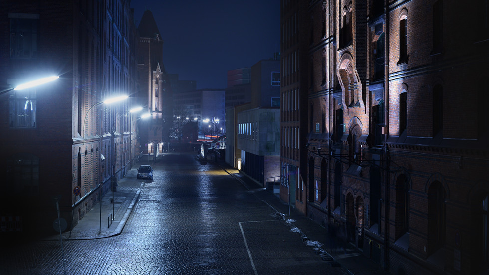 Film Noir/Hambourg