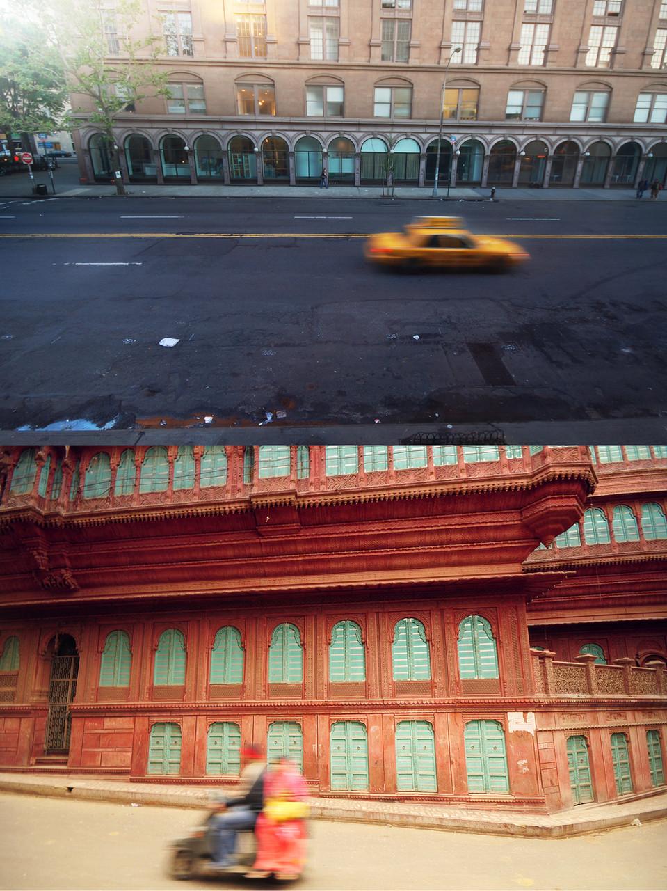 New York- Bikaner