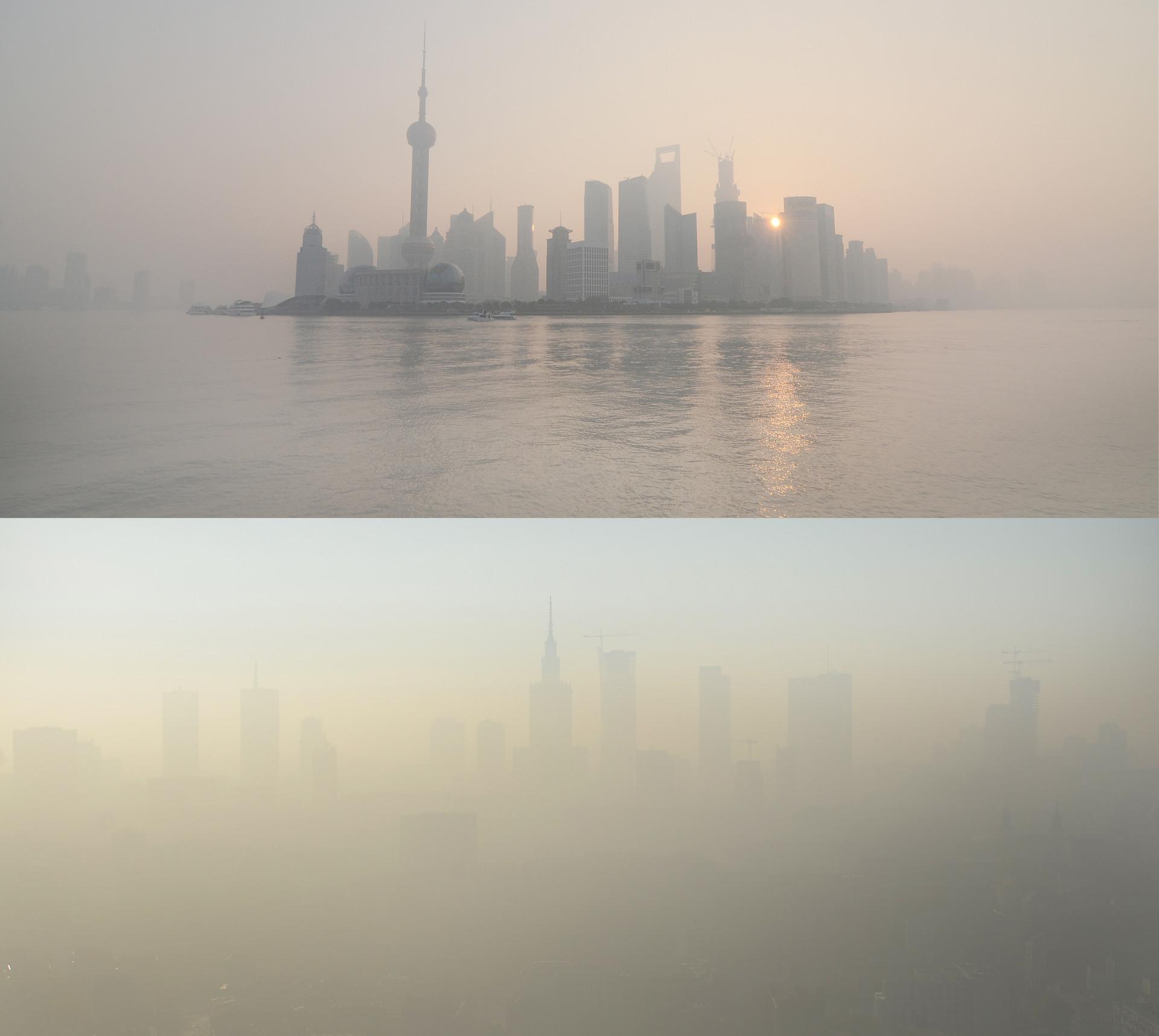 Shanghai-Varsovie