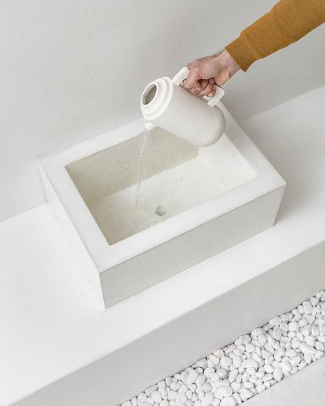 Maapilim Store Sink Detail by Craft & Bloom