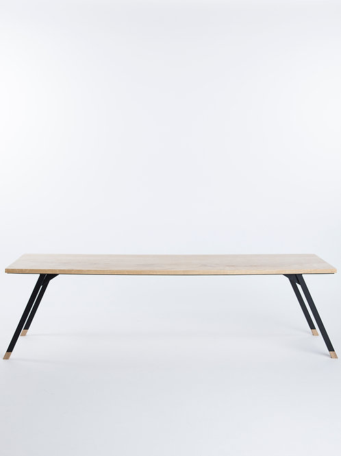 ANGLE TABLE BENCH