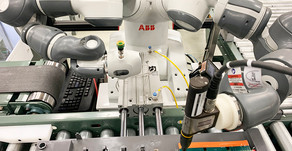Case Study: Cobot Streamlines ABB's Post-Test Process For LV Drives