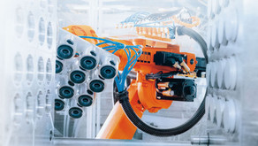 More Robots Go To Non-Automotive Manufacturers In 2020
