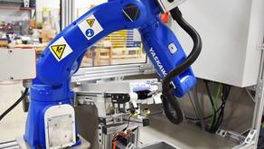 Robot Loading Cells Help Meet Diagnostic Test Kit Demand