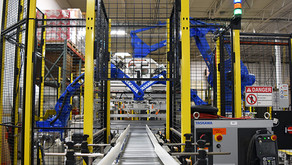 Easy & Efficient PLC-Robot Control for Secondary Packaging