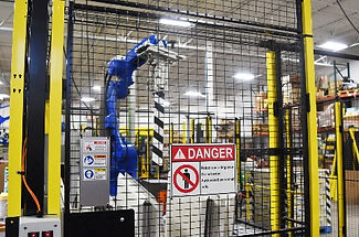 IAS Industrial Robot Safety
