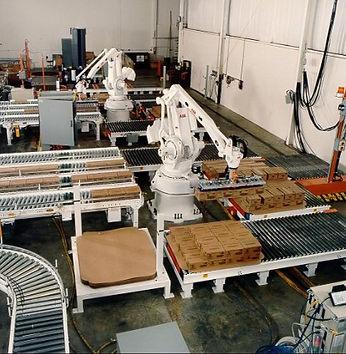 IAS Robot Safety Analysis and Modernizat