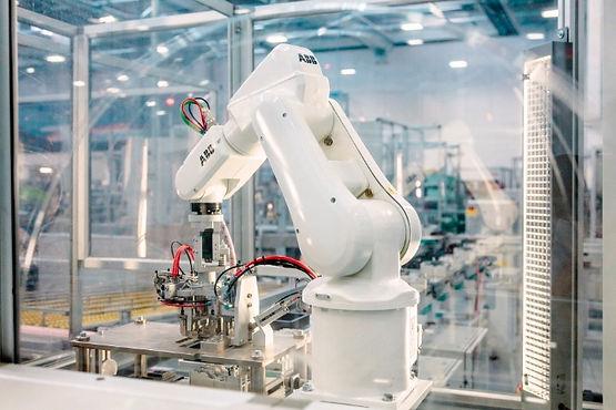 IAS Material Handling Robotics