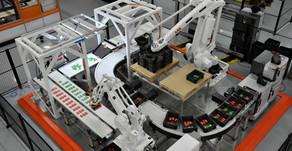 2018 Breaks Record In N.A. Robot Shipments
