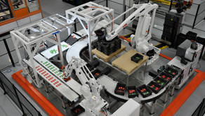 2018 Breaks Record In N.A. Robot Shipments