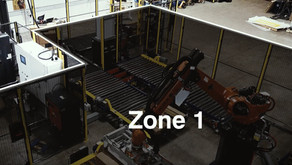 Mixed-Case Palletizing System Adjusts To Orders On The Fly