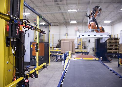 IAS Robot Palletizing Safety
