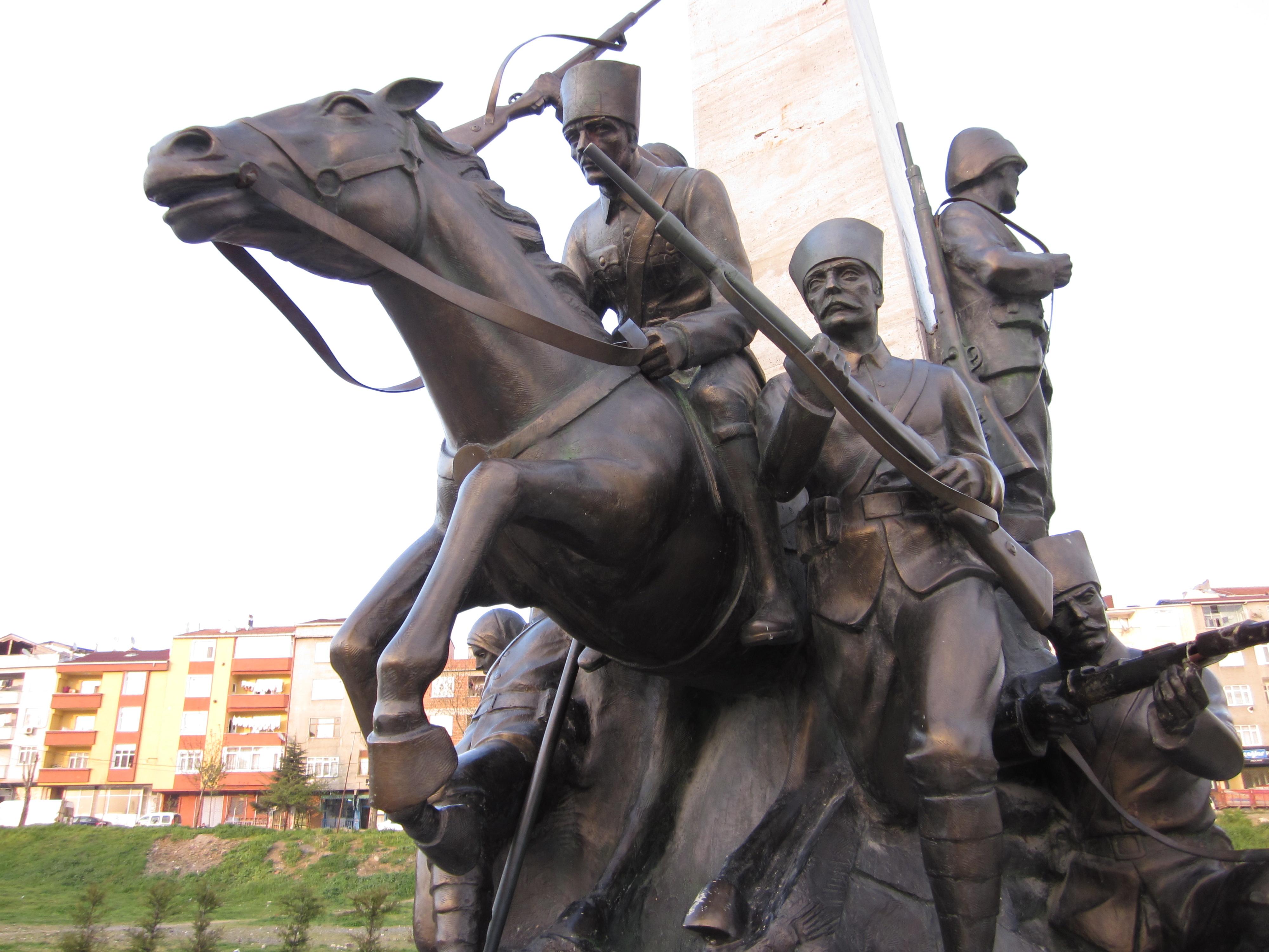 Çanakkale Savaşı Anıtı