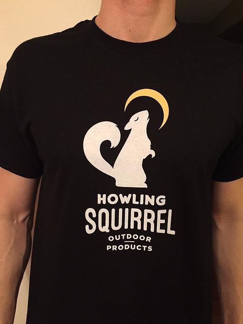 Howling Squirrel T-Shirt