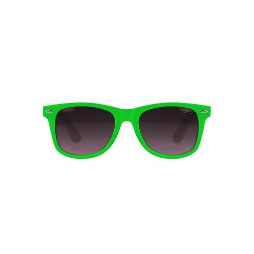 Breo Uptone Rubber Sunglasses - Green