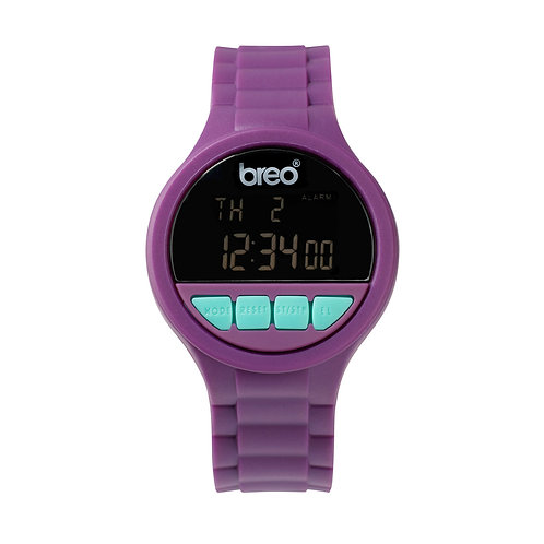 Breo Code Watch - Purple