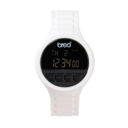 Breo Code Watch - White