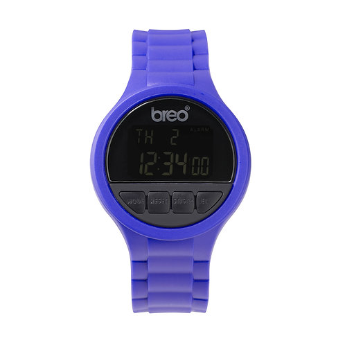 Breo Code Watch - Blue
