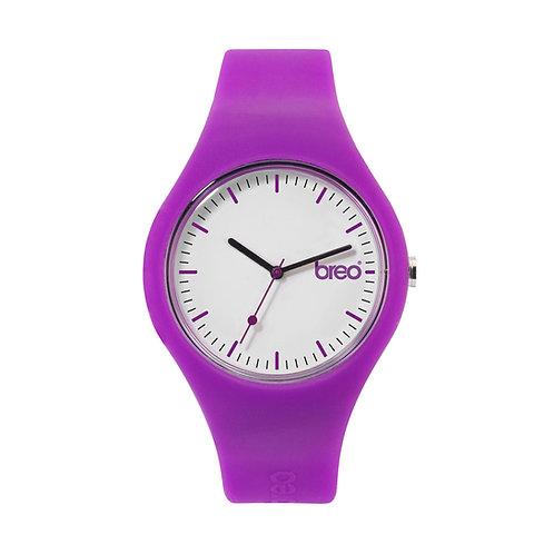 Breo Classic Watch - Purple