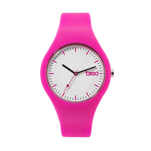 Breo Classic Watch - Pink