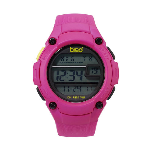 Breo Zone Digital Watch - Pink
